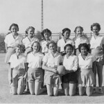 1936 Mesa HS Volleyball Team