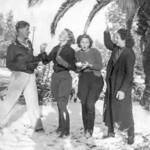 1937-01 Joffre, Velva, Virginia & Nadine