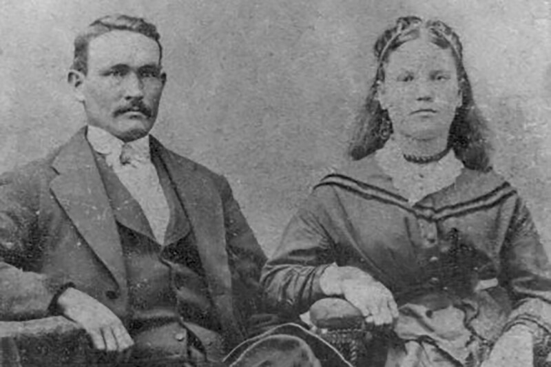 1873c Nathan & Annise Robinson