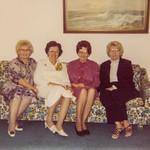1981-12-12 Velva, May, Fern & Beulah