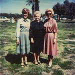 1977 Ruth, Gretta & Velva