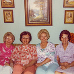 1981-05 Beulah, May, Velva & Fern