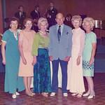 1975c May, Fern, Frona, Willard, Beulah & Velva
