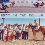 Red Ginger after Winning a Race in Wyoming (1984)
