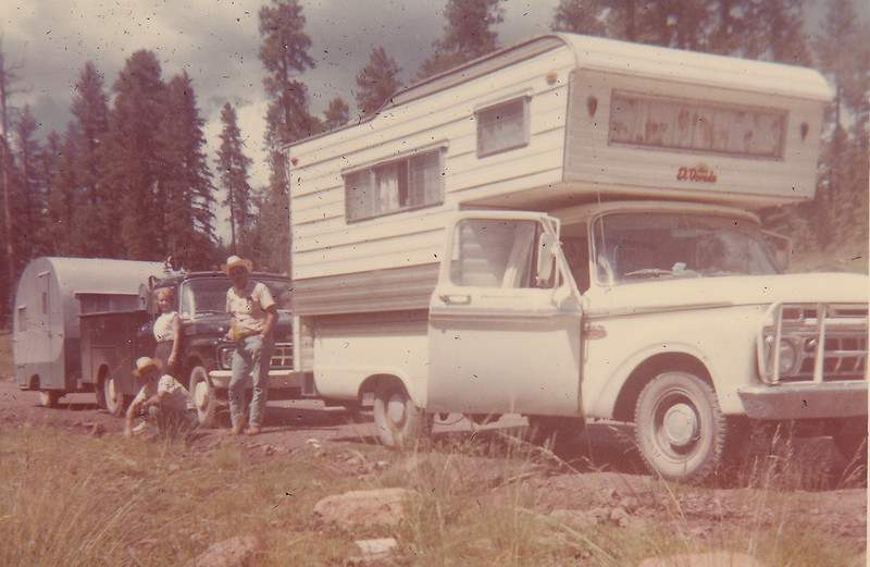Norris Camping with Friends (1966)