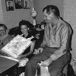 Norris & Mary Opening Gifts (1963)