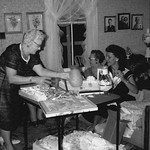 Mary Opening Gifts (1963)
