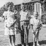 1949 Charlotte, Nollie & Ron on Easter_0010 (Adjusted)