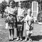 1949 Charlotte, Nollie & Ron on Easter_0010-2 (Adjusted)