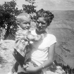 1946 Ron & ? at the Grand Canyon_0004-EIP (Adjusted)