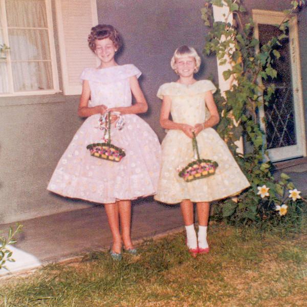1960 Victoria & Tamara on Easter_0002_a-EIP (Adjusted)