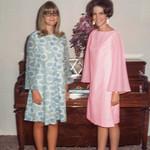1968c Victoria & Tamara on Easter_0001-EIP (Adjusted)