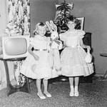 1957 Victoria & Tamara on Easter_0001_a-EIP (Adjusted)