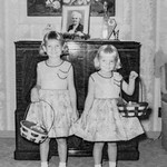 1954 Victoria & Tamara on Easter_0001_a-EIP (Adjusted)