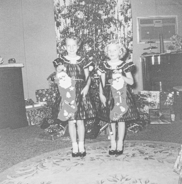 1956 Victoria & Tamara on Christmas_0001_a (Adjusted)