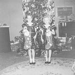 1956 Victoria & Tamara on Christmas_0001_a (Adjusted)
