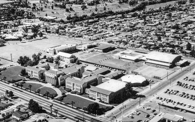 1970c Aerial View of Chandler High School_0002_a (Adjusted)