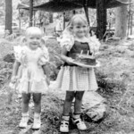 1952 Victoria & Tamara on Victoria's Birthday_0002_a (Adjusted)