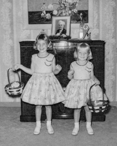 1954 Victoria & Tamara on Easter_0002_a-EIP (Adjusted)