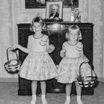 1954 Victoria & Tamara on Easter_0002_a-EIP (Adjusted)