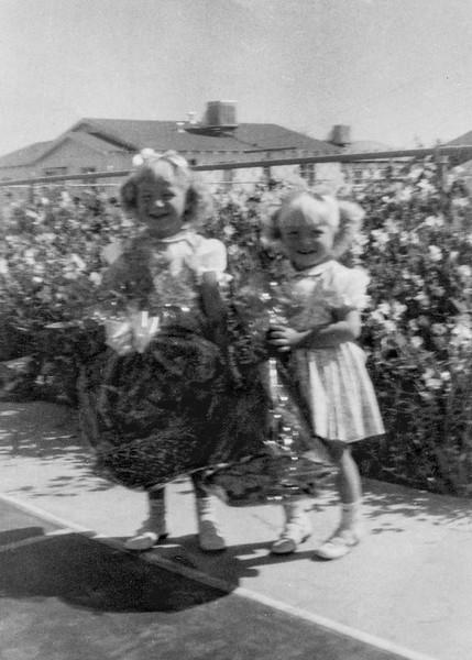 1954 Victoria & Tamara on Easter_0004_a-EIP (Adjusted)