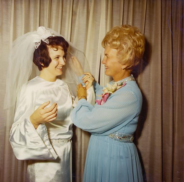 1972-03-04 Vici's Wedding -- Velva & Vici