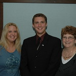 2006-08-05 Brandon & Rebecca Lowe Wedding 072 -- Vici with Kimberly & Christopher