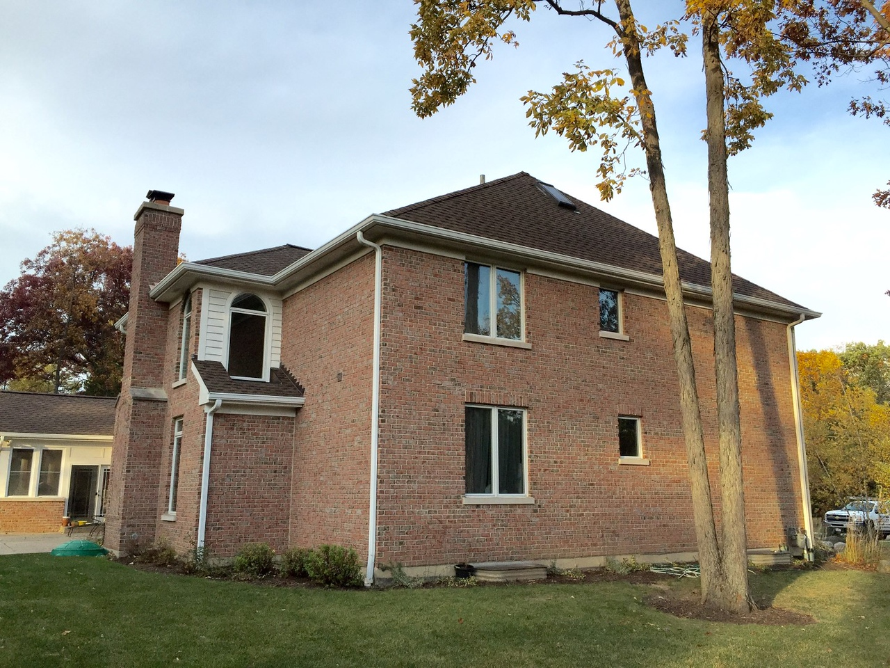 Roof, Gutters and Masonry in Deer Park IL