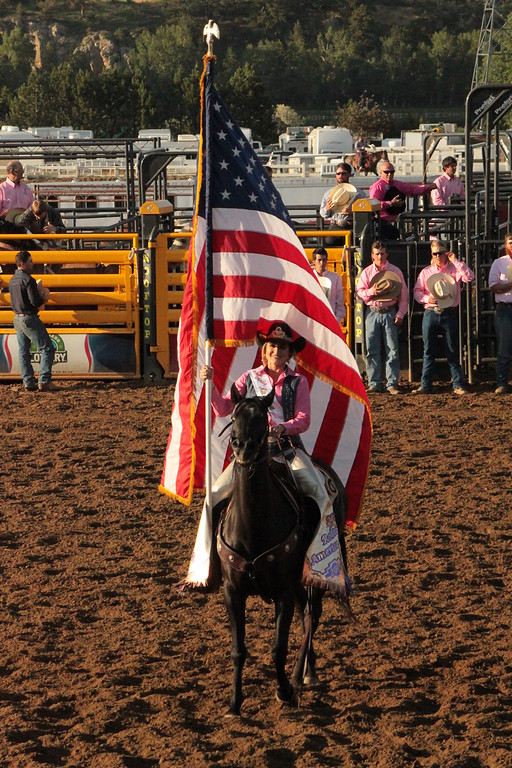 . Rooftop Rodeo  Photos by Danielle West