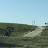 Oil wells in Kansas.
