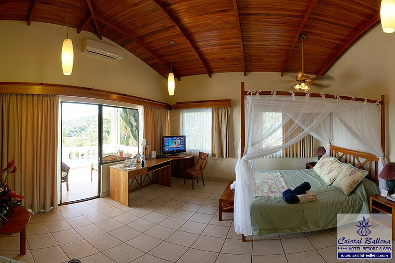 Junior suite with king size bed