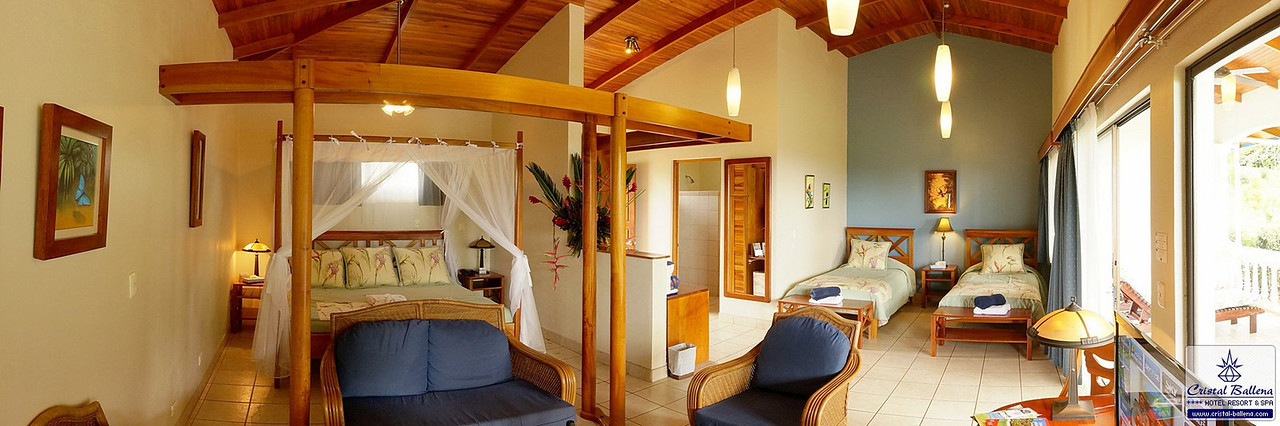 Family suite of the Cristal Ballena