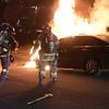 Roosevelt Car Fire