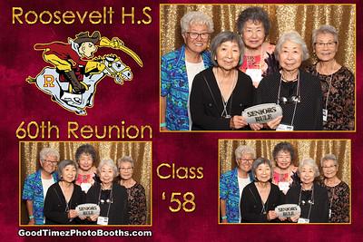 Roosevelt H.S Class 52