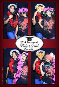 Roosevelt High School Project Grad 2014 (All 3 Booths)