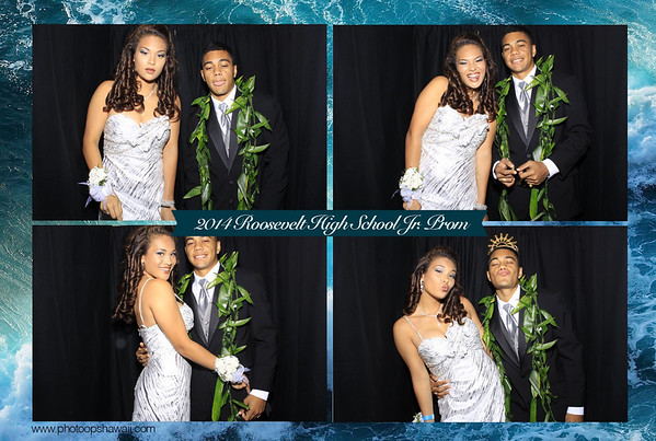 Roosevelt Jr. Prom 2014 (Stand Up Photo Booth)