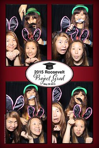 Roosevelt Project Grad 2015 (Stand-Up Photo Booth)