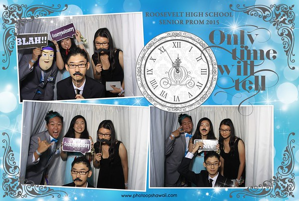 Roosevelt Prom 2015 (Stand-Up Photo Booth)