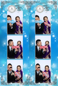 Roosevelt Senior Prom (Luxe Photo Booth)