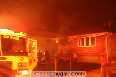 Madison Ave House Fire #2 8-20-08