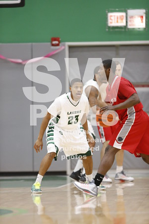 2.18.2015 - Roosevelt Men's Basketball vs. SXU