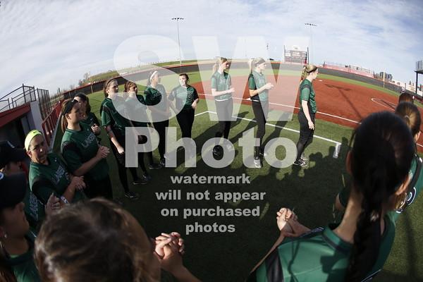 4.14.2015 - RU Softball vs. USF