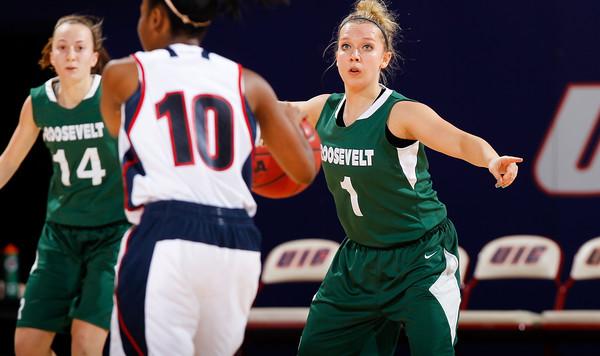Roosevelt University Women's Basketball