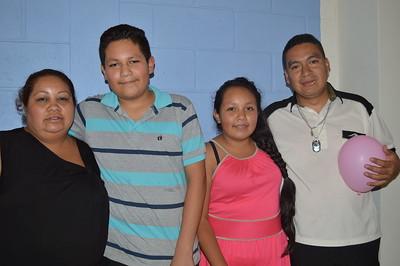 AN19057, AN22558  Hernandez (Gonzalez) Family SJP22539, SJP22535
