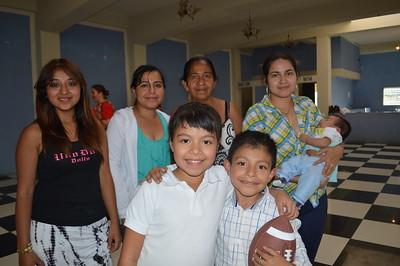 AN21184, AN21183 Hernandez (Ramirez) Family SJP24, SJP25