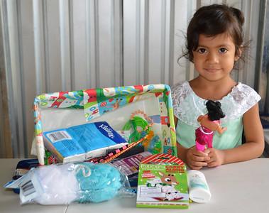 2017 June Santa Cruz gift distribution