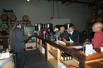 2015 Ava P Harper Wine Tour