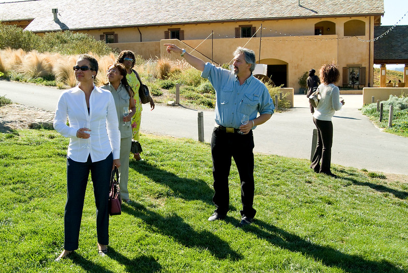 Private tour of Nicholson Ranch Winery