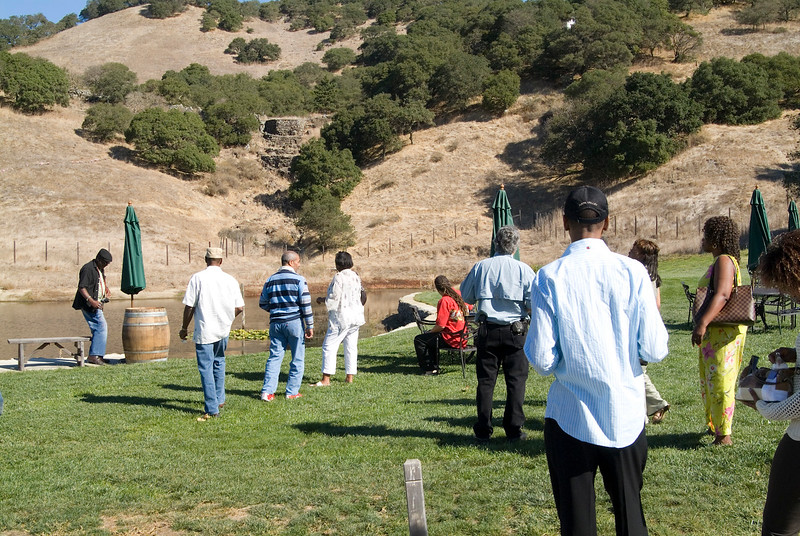 Nicholson Ranch grounds