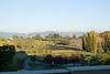 Veranda view at Domaine Carneros